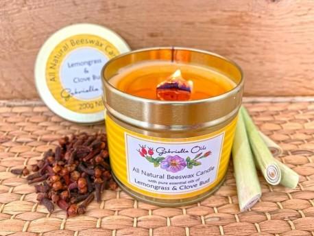 Candle - Natural Lemongrass