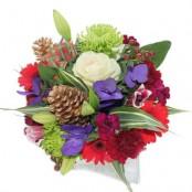 Festive Sparkle bouquet