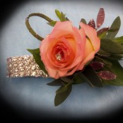 Wrist corsage for Prom or Wedding